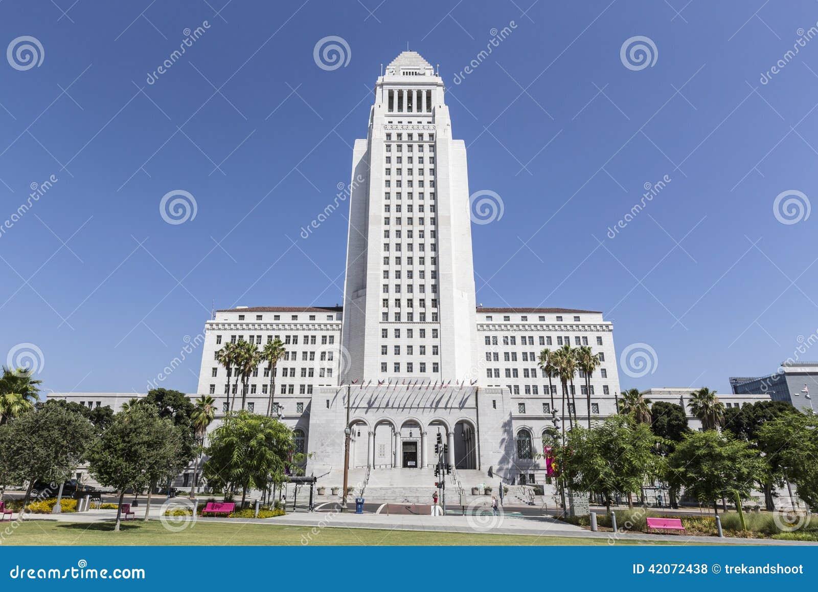Angeles stadshus los