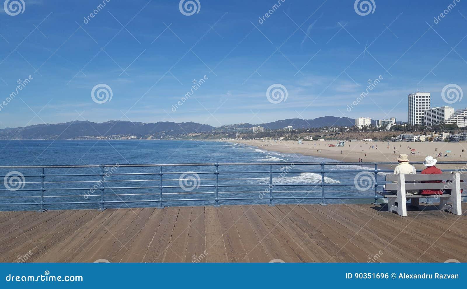 Angeles strand los