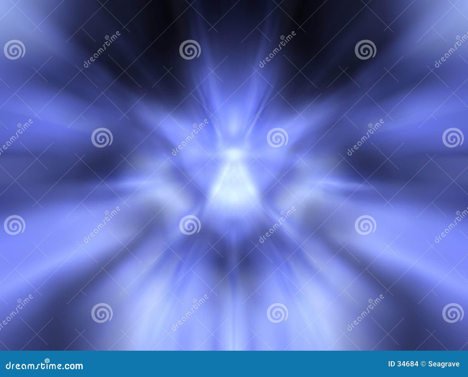 Angelic blur