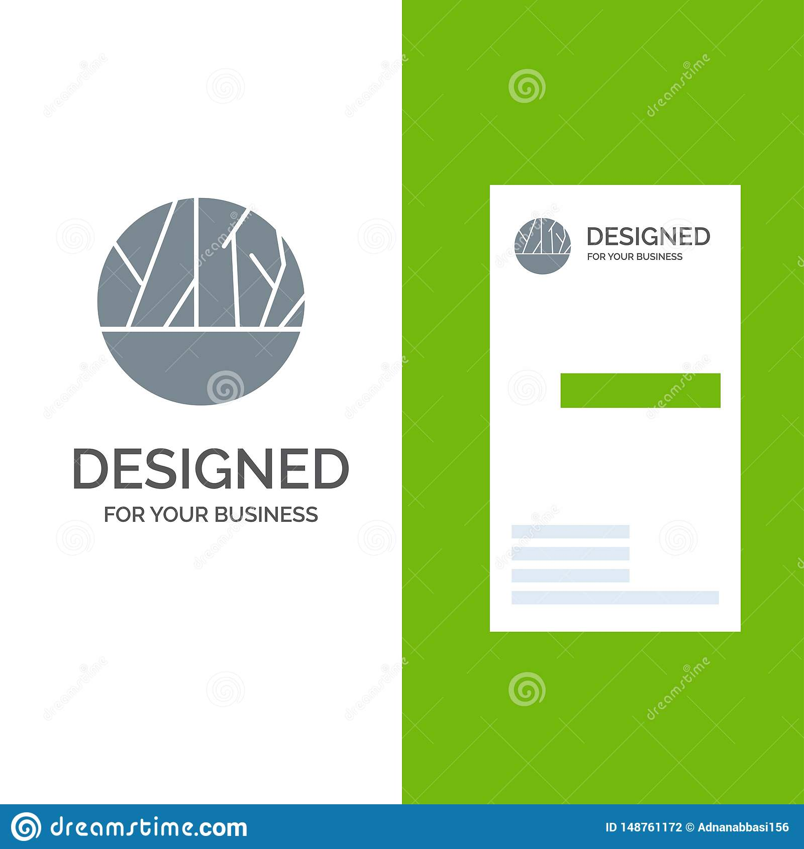 Angesteckte Wunde, Infektion, Haut-Infektion, Haut-Wunde Grey Logo Design und Visitenkarte-Schablone
