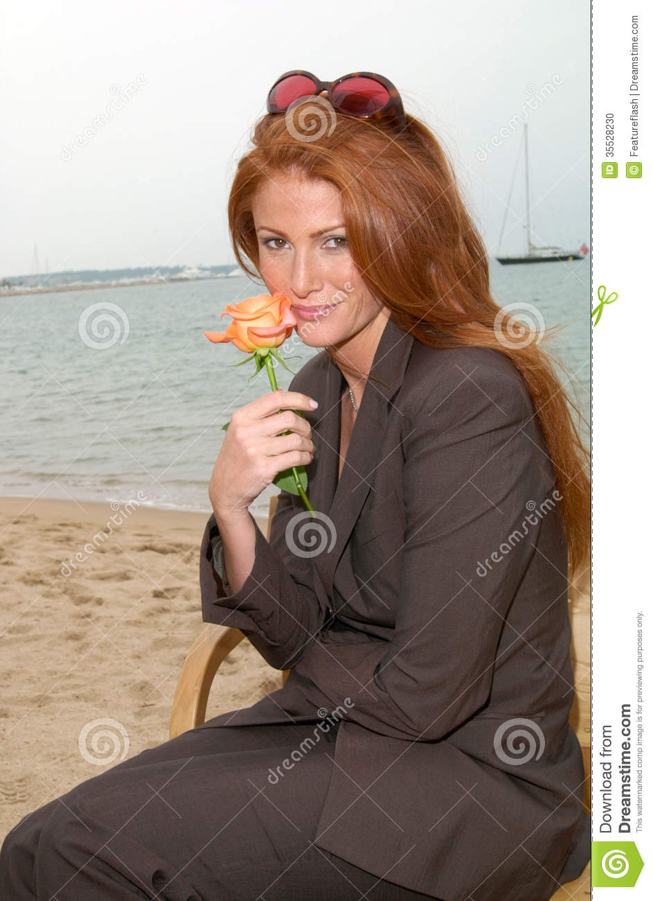 angie everhart cancer