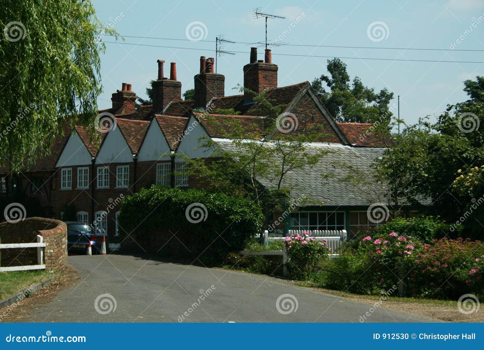 Angielska wieś