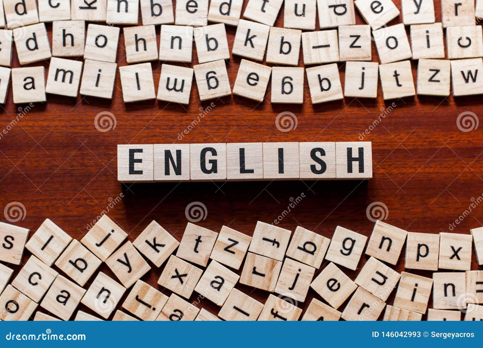 Angielszczyzny s?owa poj?cie
