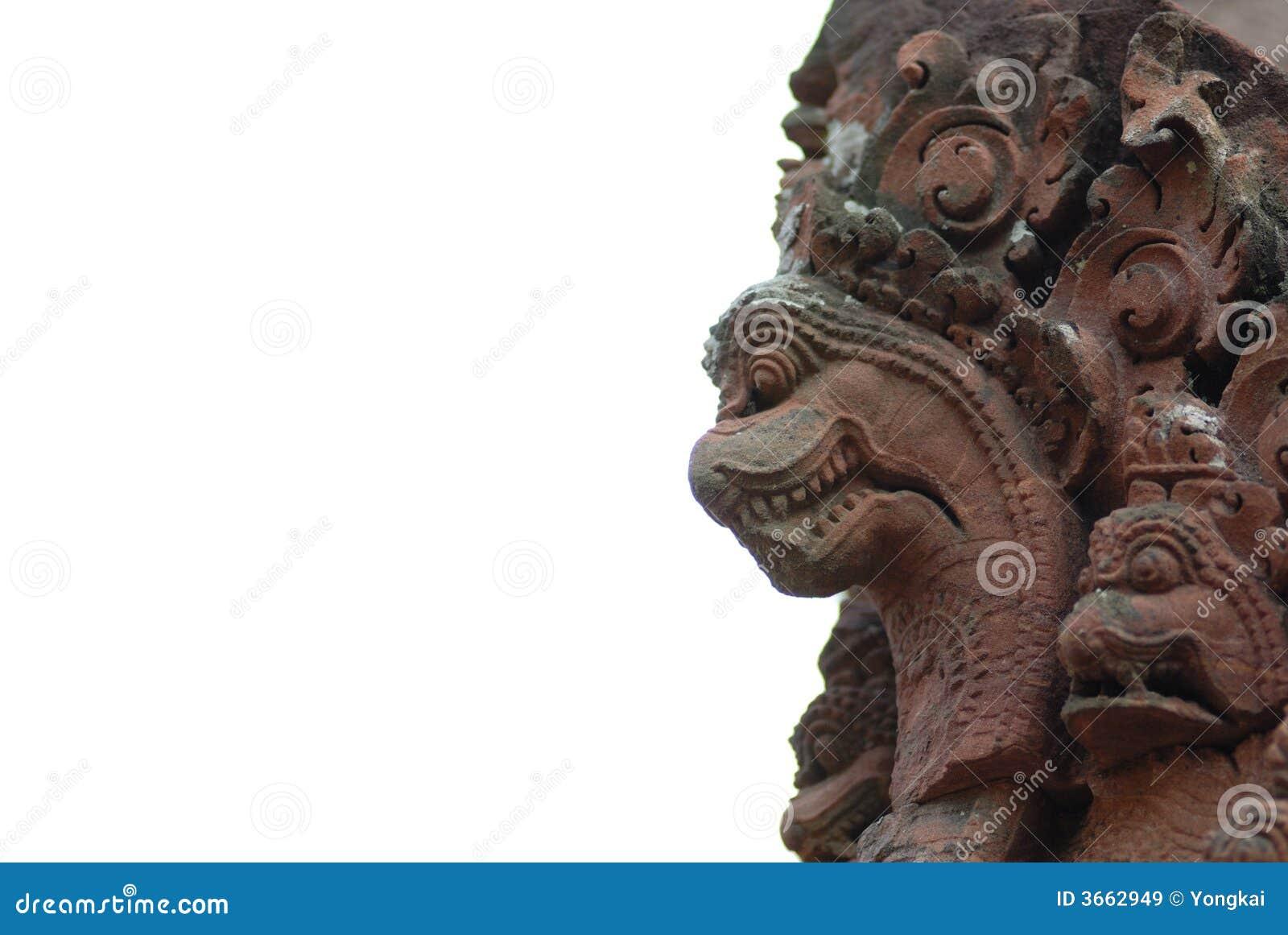 Angkor banteay柬埔寨srei