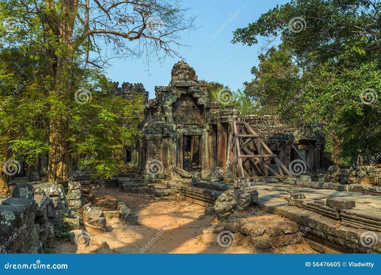 Angkor Vat, complexe de temple de Khmer, Asie Siem Reap, Cambodge