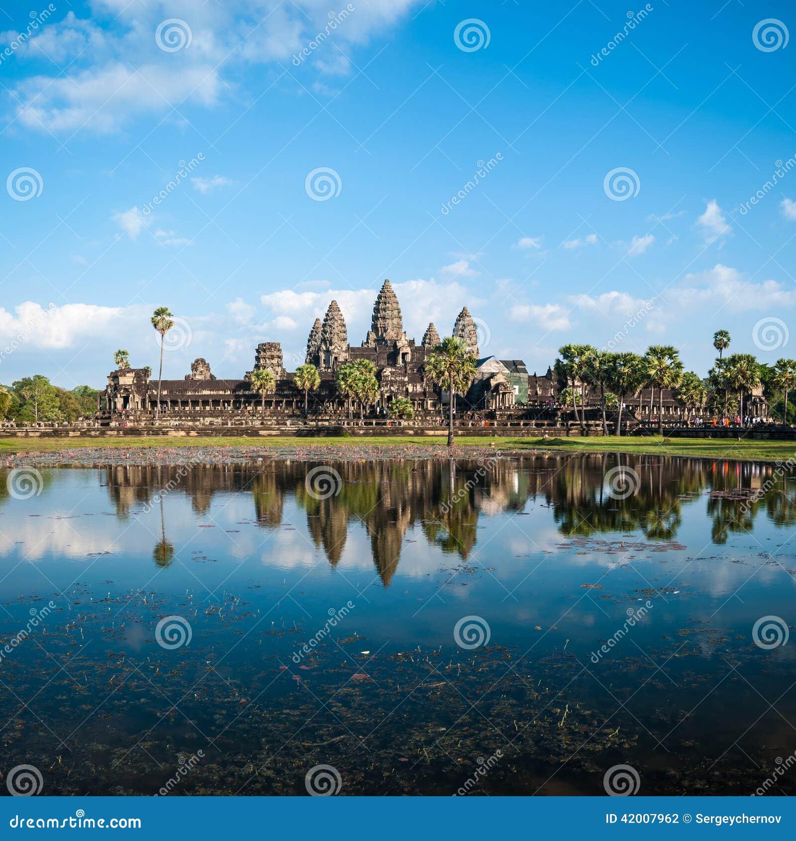 Angkor Wat Kambodja