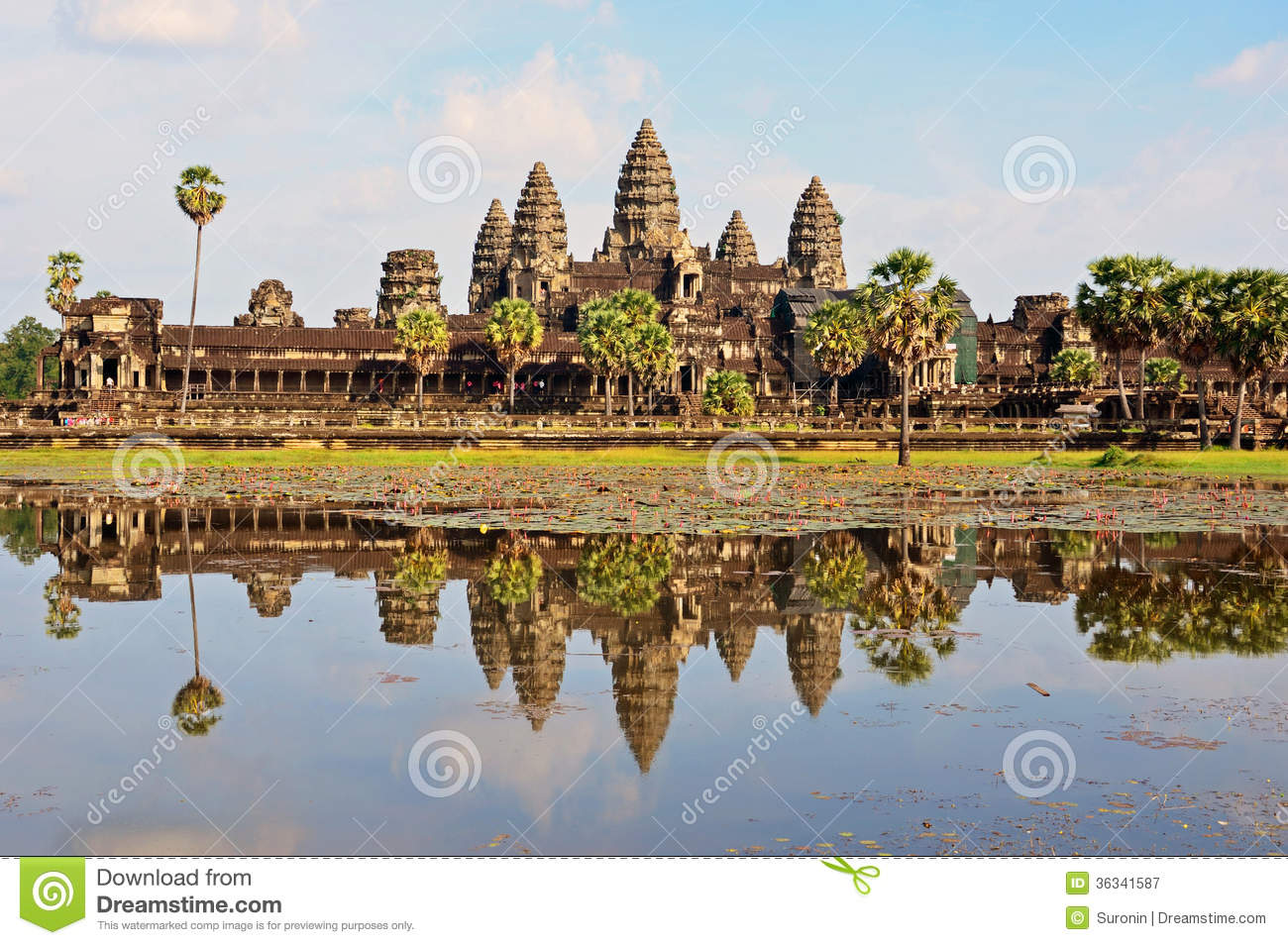 Writing about siem reap province