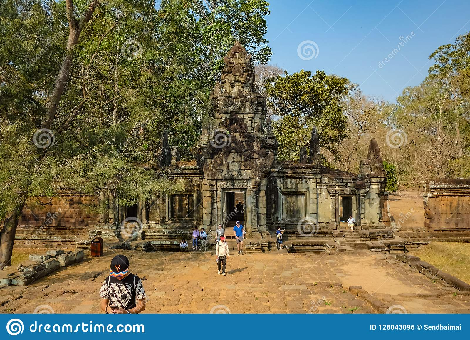 Angkor Wat Angkor Thom Siem Reap