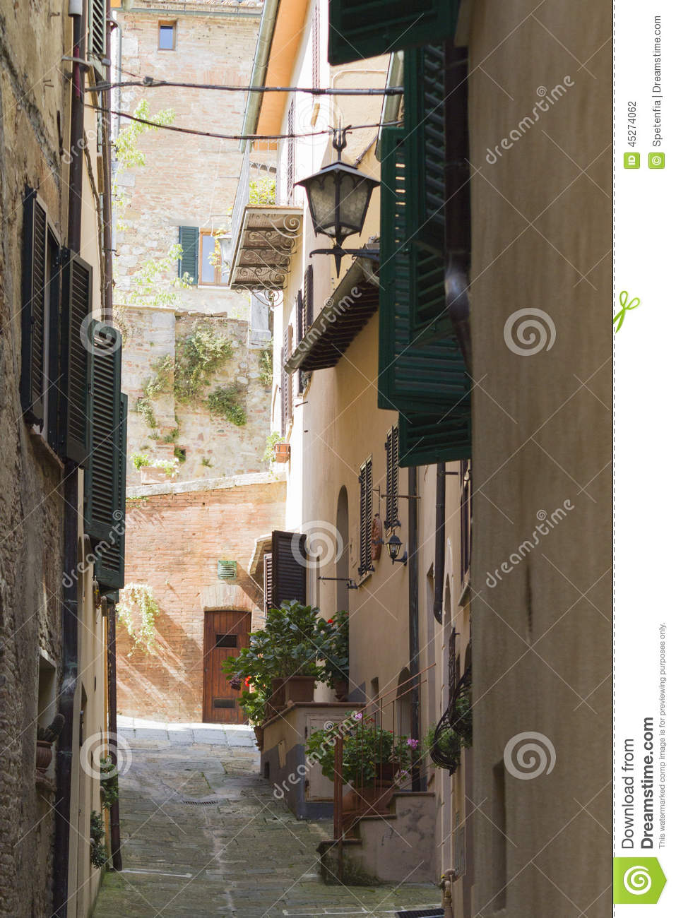 Angle Architectural Stock Photo Image 45274062