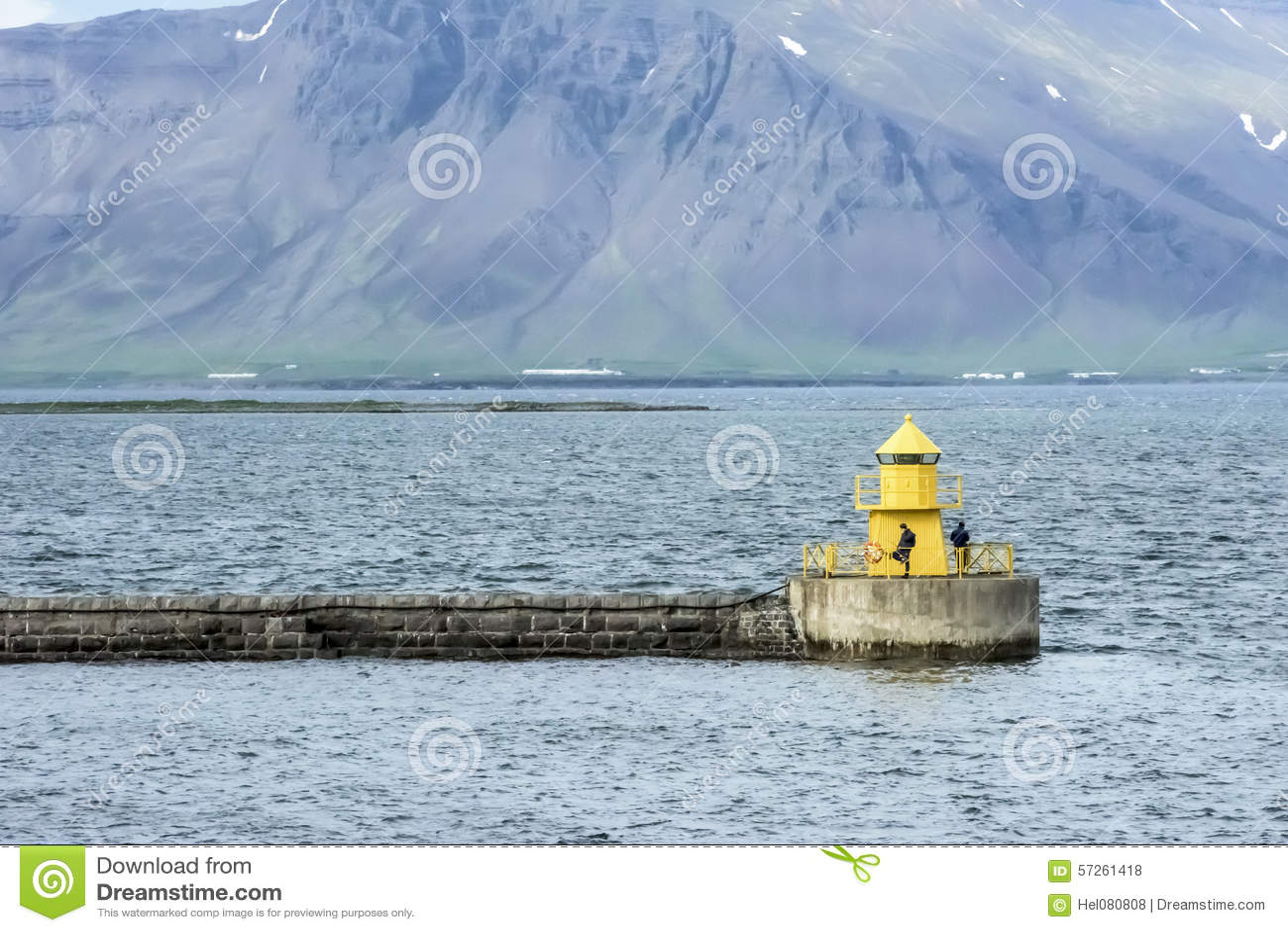 Angler Lighthouse Reykjavik