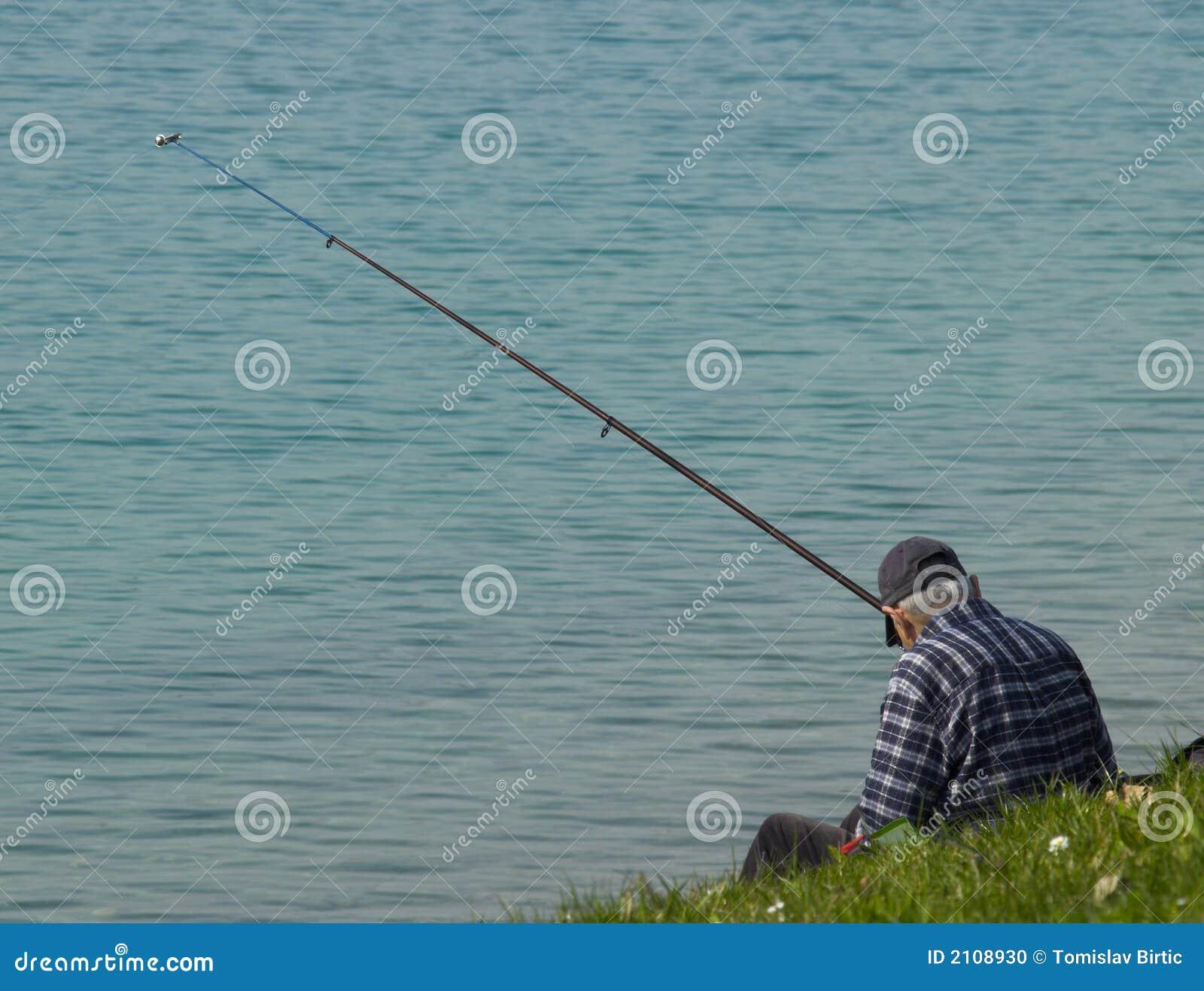 Angler Pensioner