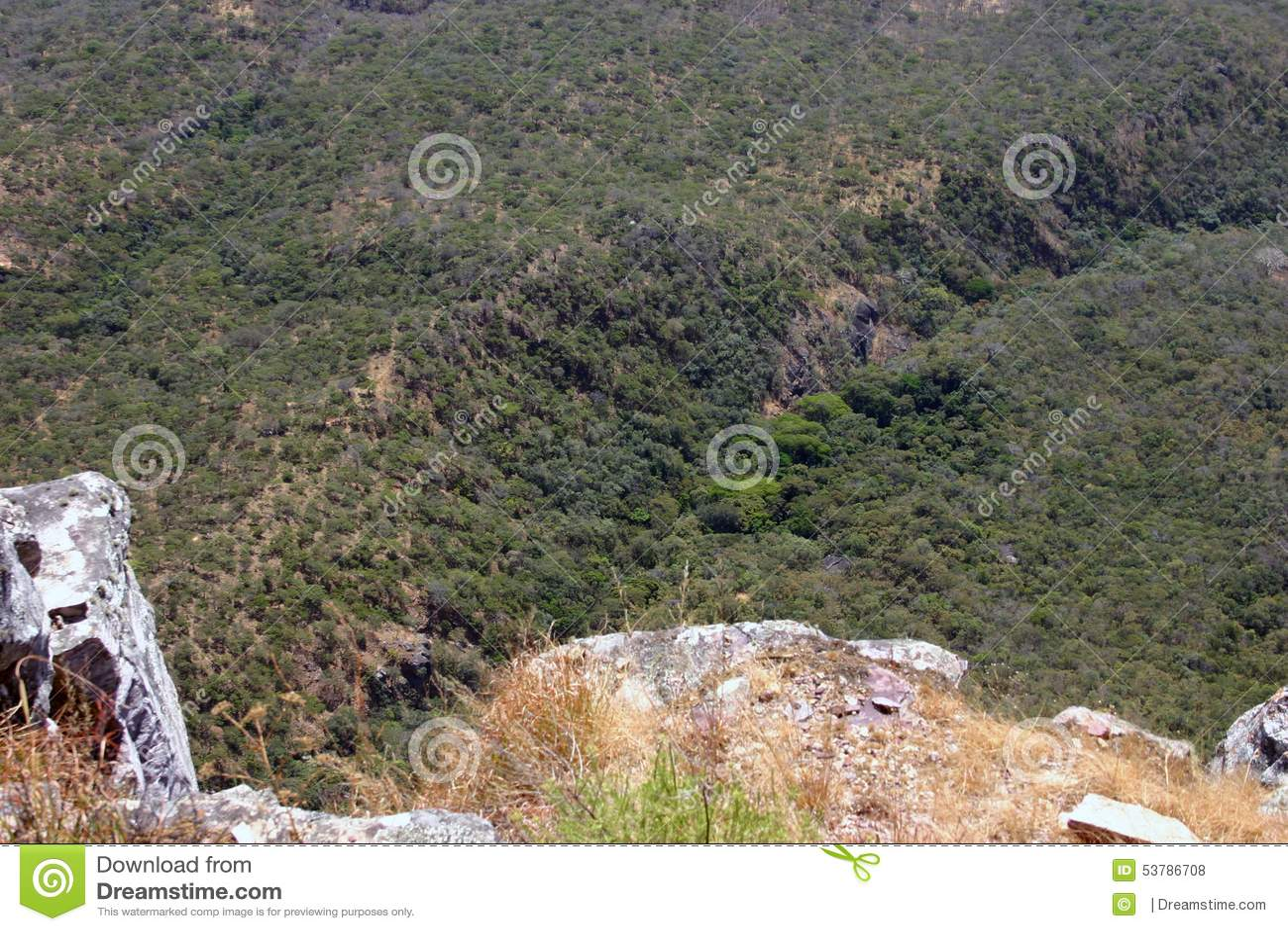 Angola krajobrazy