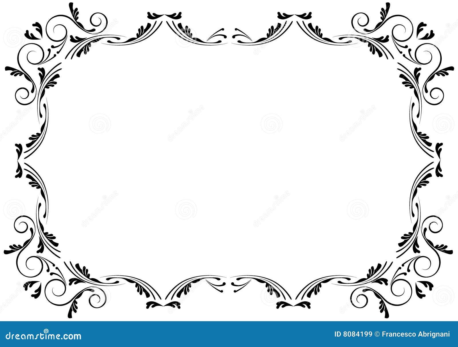 Angoli e bordi immagini stock libere da diritti immagine for Bordi decorativi