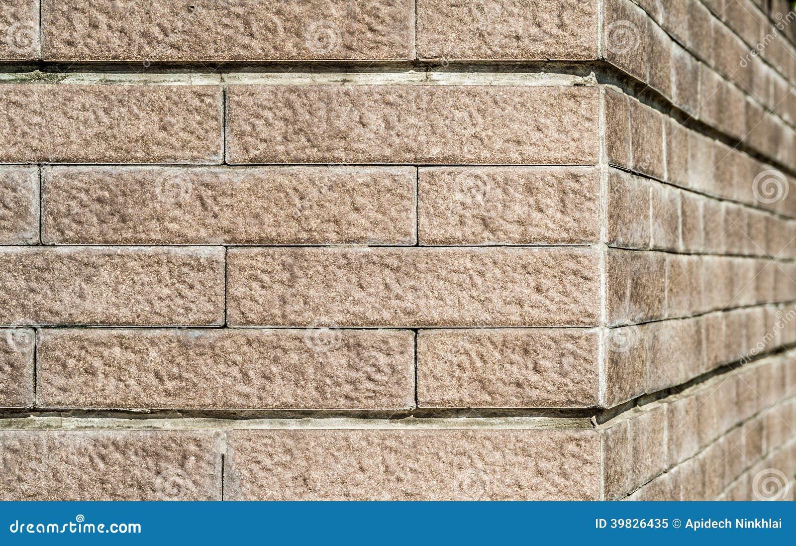 Angolo della parete di pietra di costruzione immagine - Parete di pietra ...