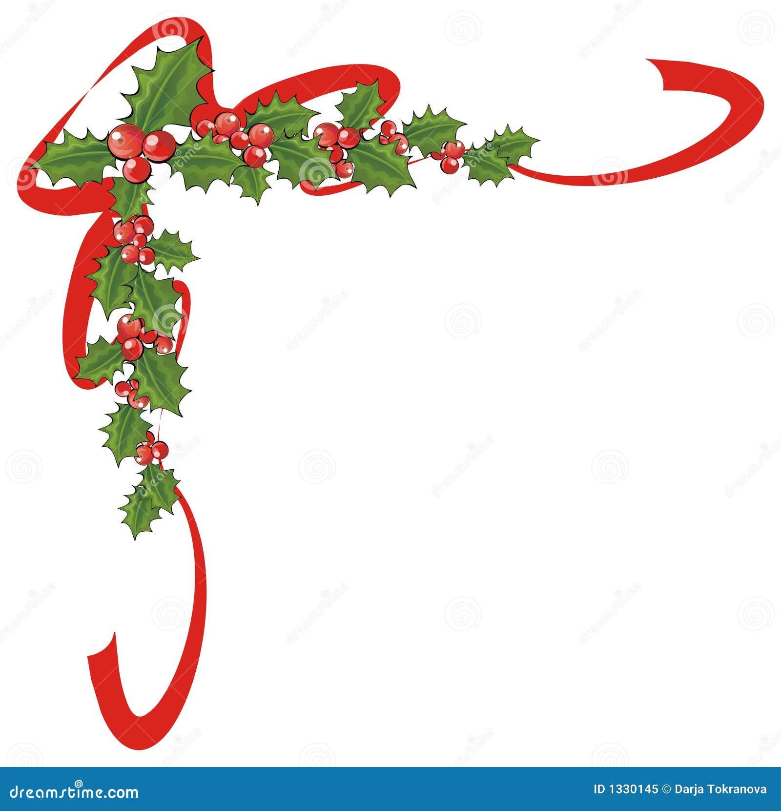 Angolo di natale illustrazione di stock immagine di for Clipart natale free download