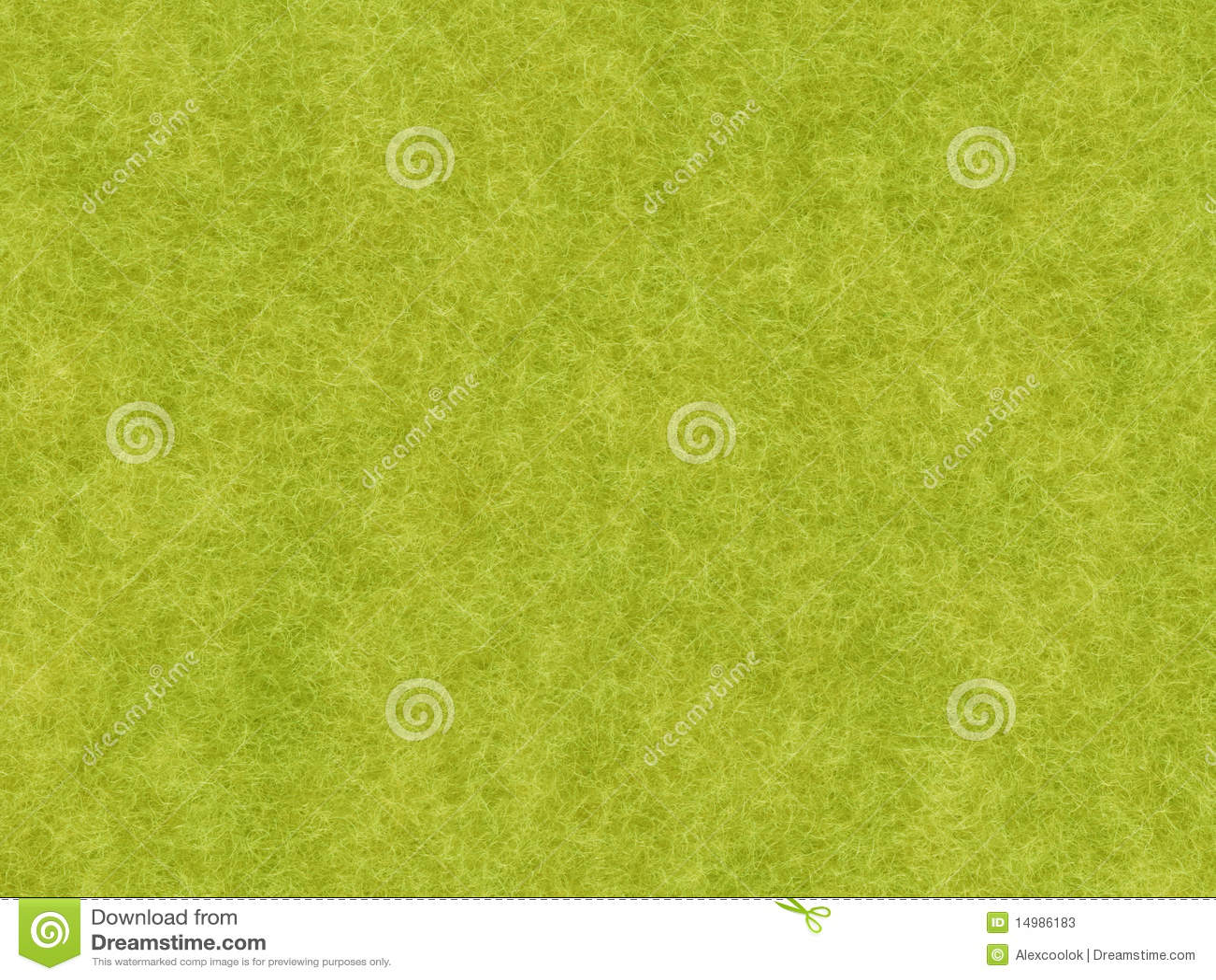 Angorá verde o manuall pintado