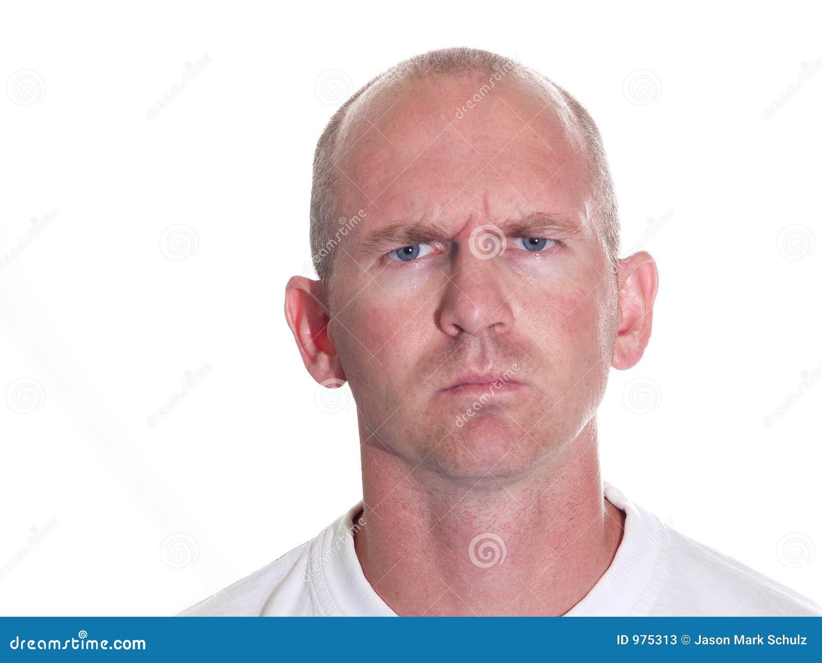 The Angry Bald Guy