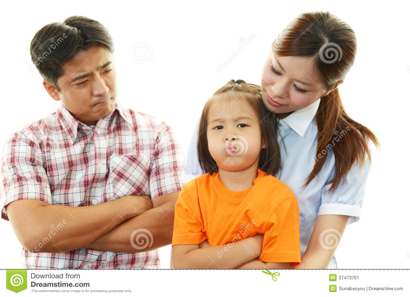 Two Angry Children Isolated On Smileydot Us