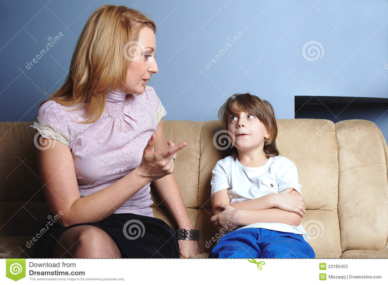 Mother can039t ignore her stepson 10