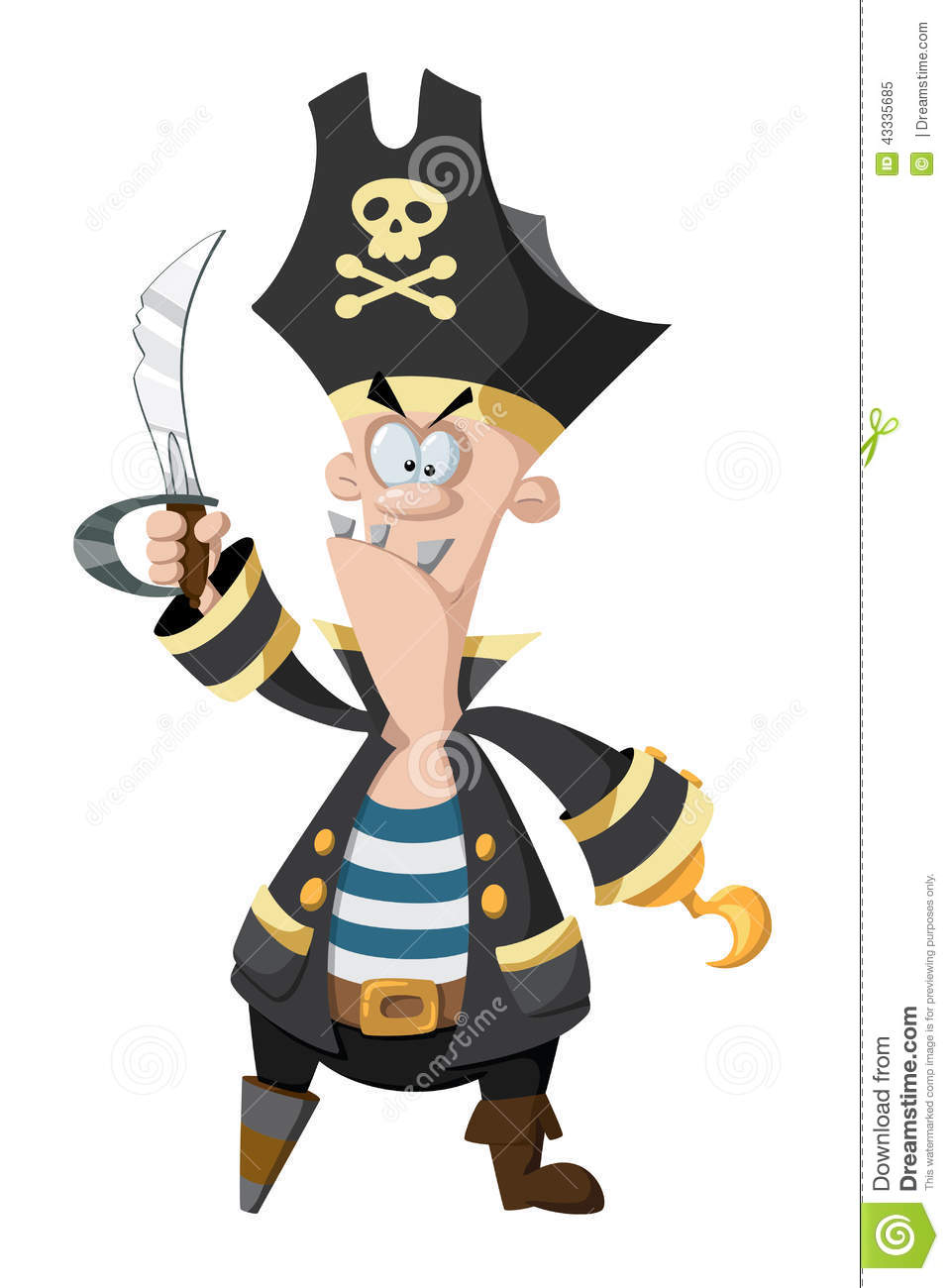 What Is Angry Pirate