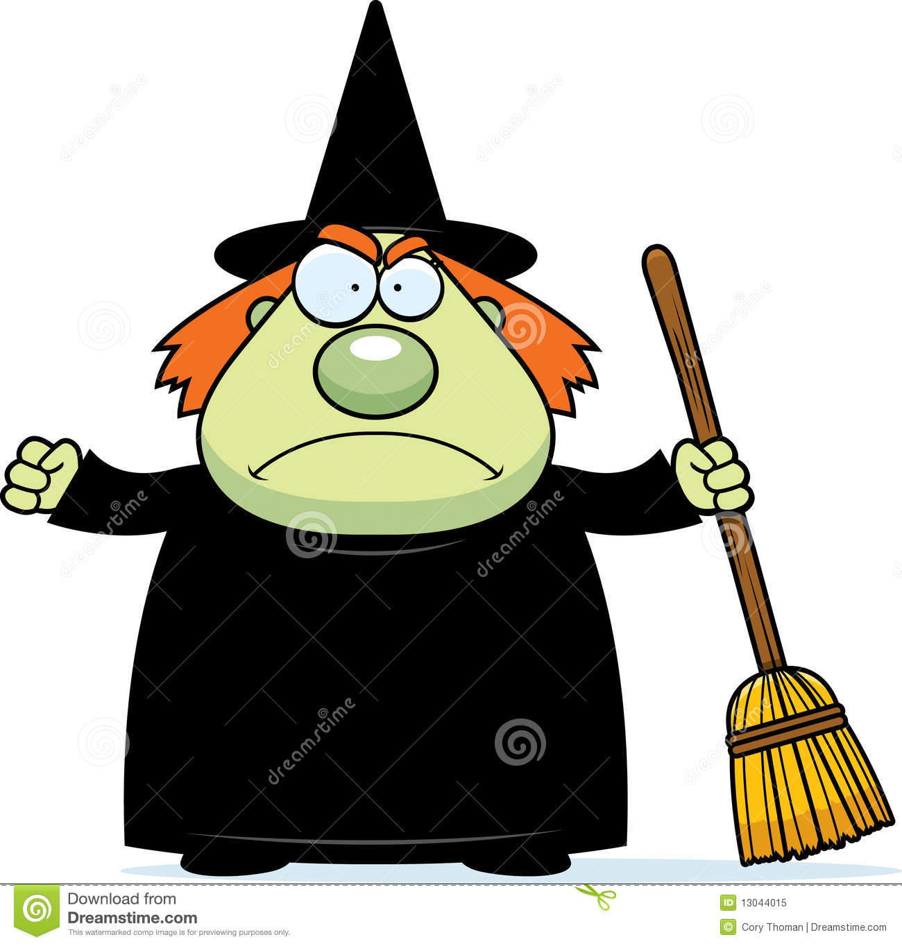 Image result for cartoon pic of a fat witch