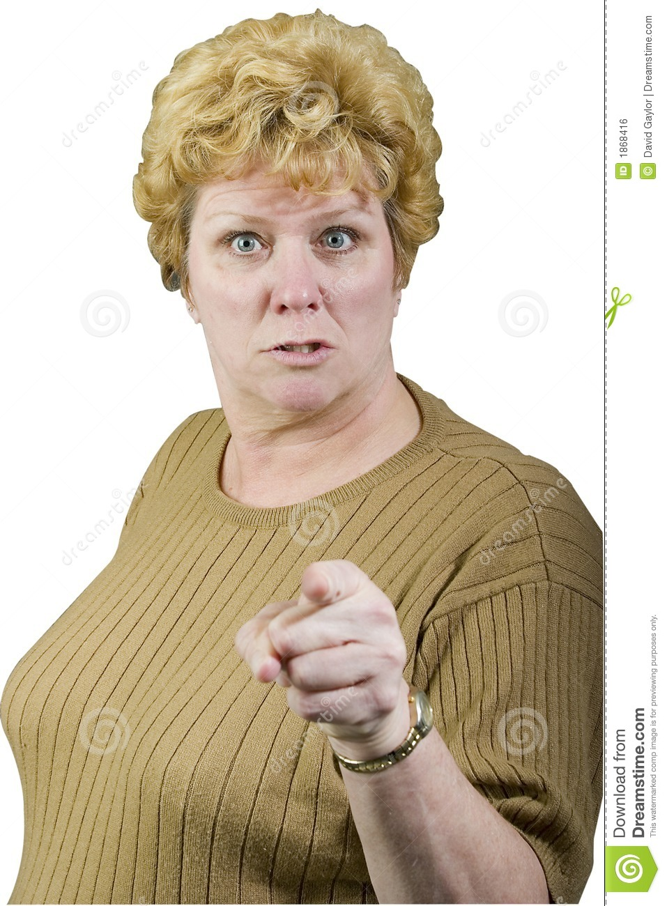 Older Woman (50+) Angry That She's Invisible To Men