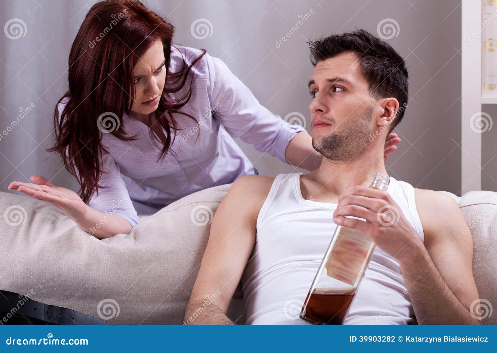 Как сделать так чтобы мужчина не пил