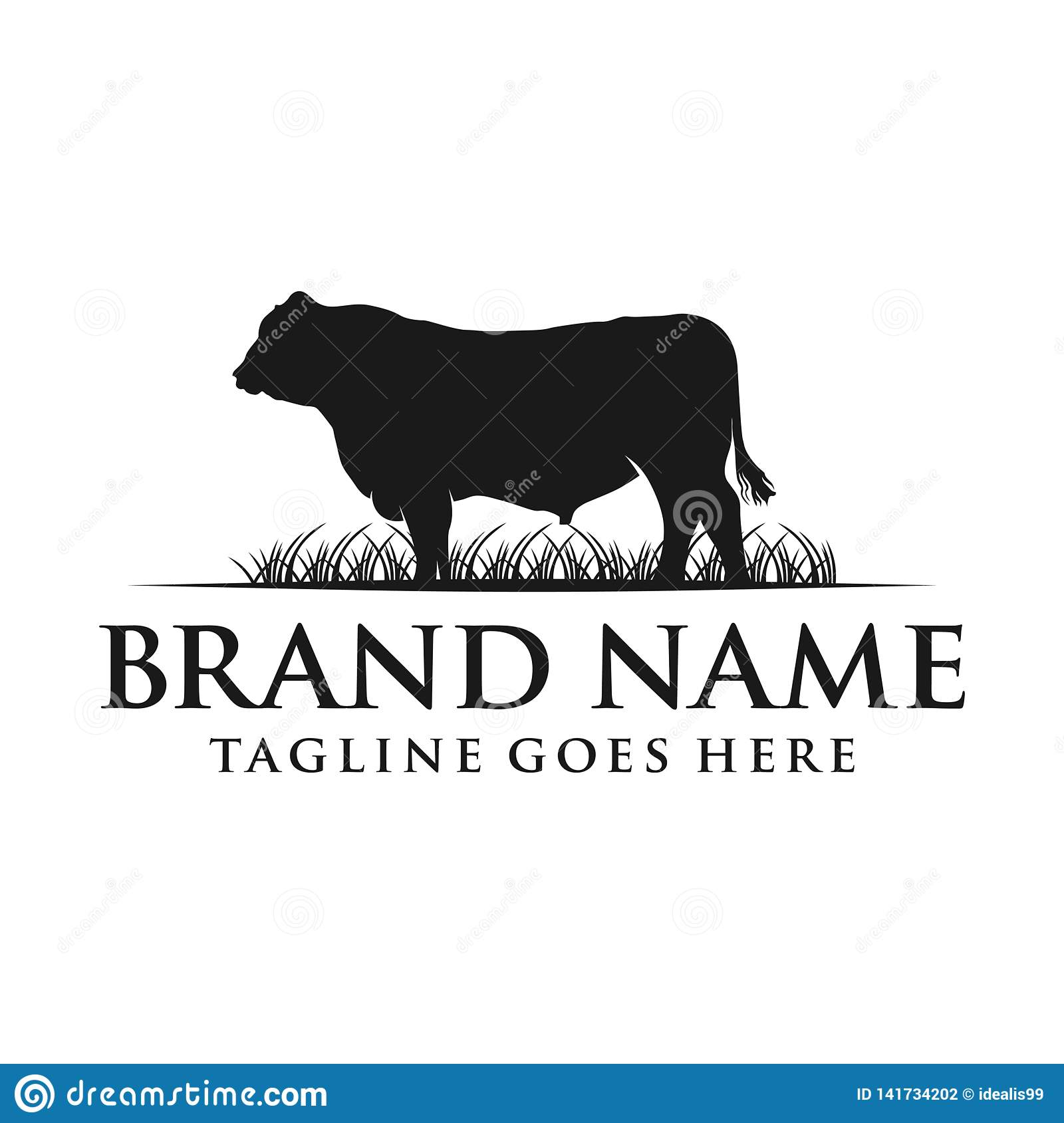 angus cow stock illustrations – 424 angus cow stock illustrations, vectors  & clipart - dreamstime