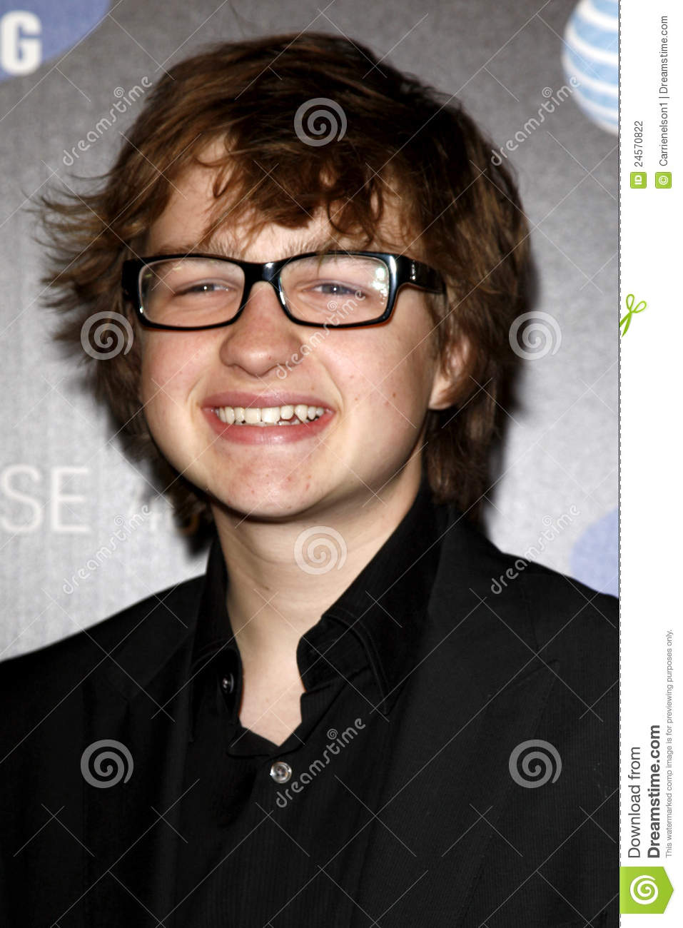 <b>Angus T Jones</b>, <b>Angus T. Jones</b> Redaktionelles Stockfotografie - angus-t-jones-angus-t-jones-24570822
