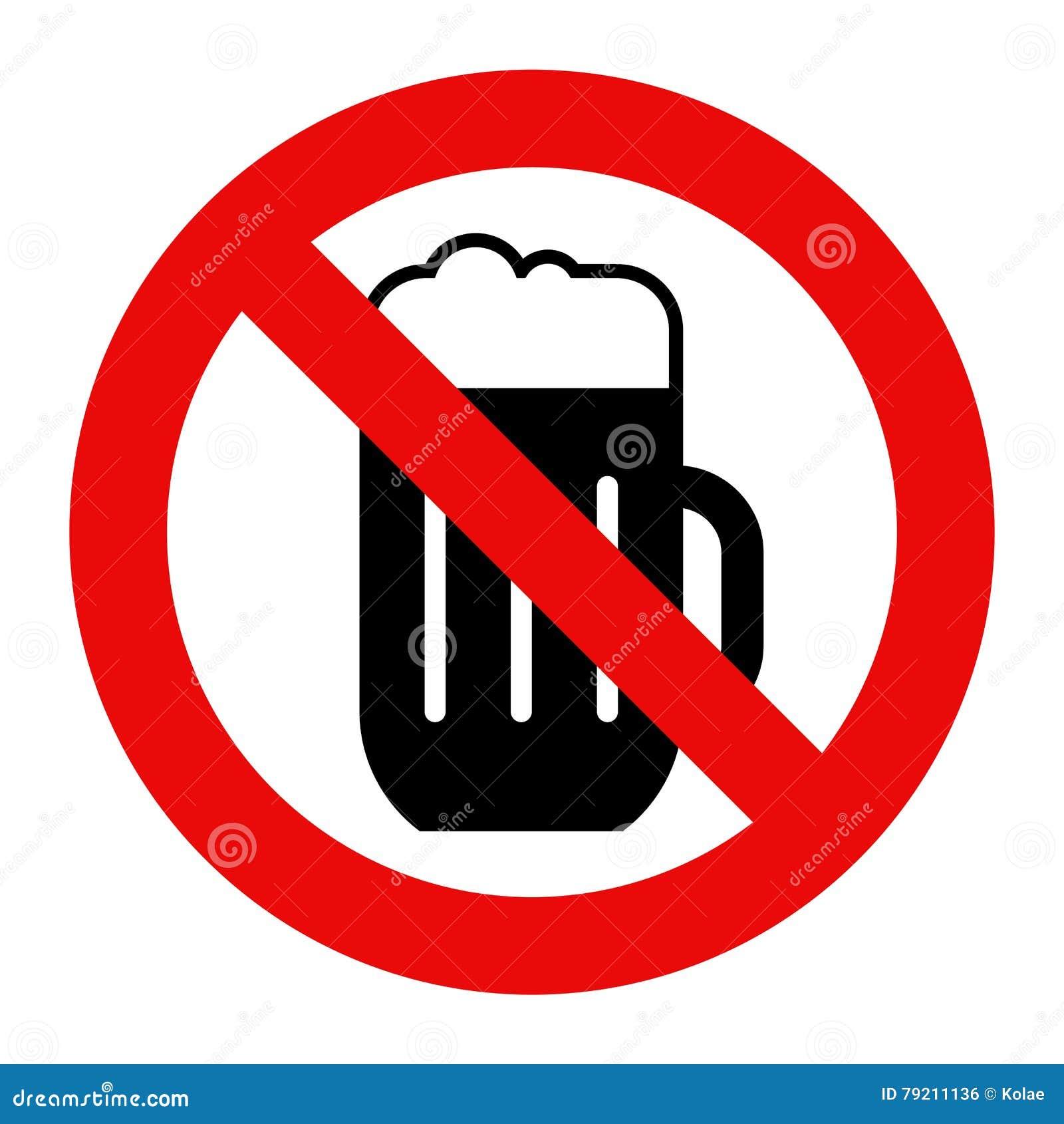 Ani śladu alkoholu