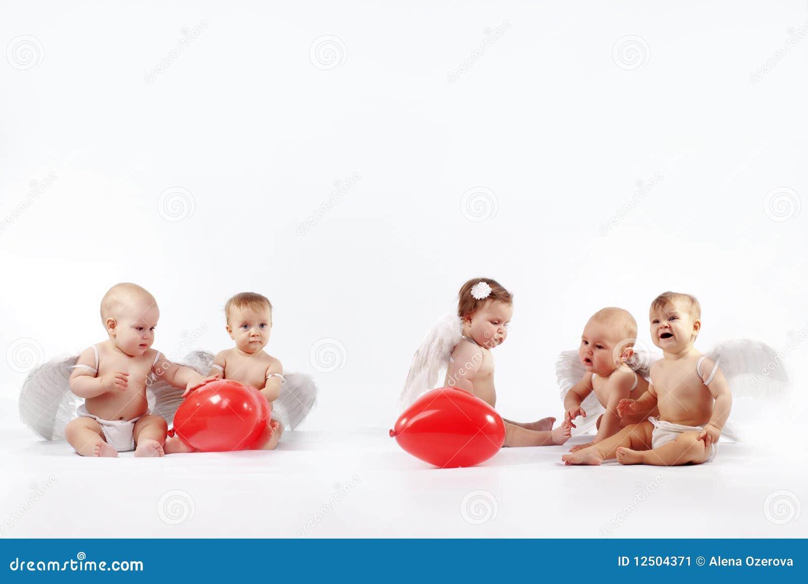 Anielscy dzieci