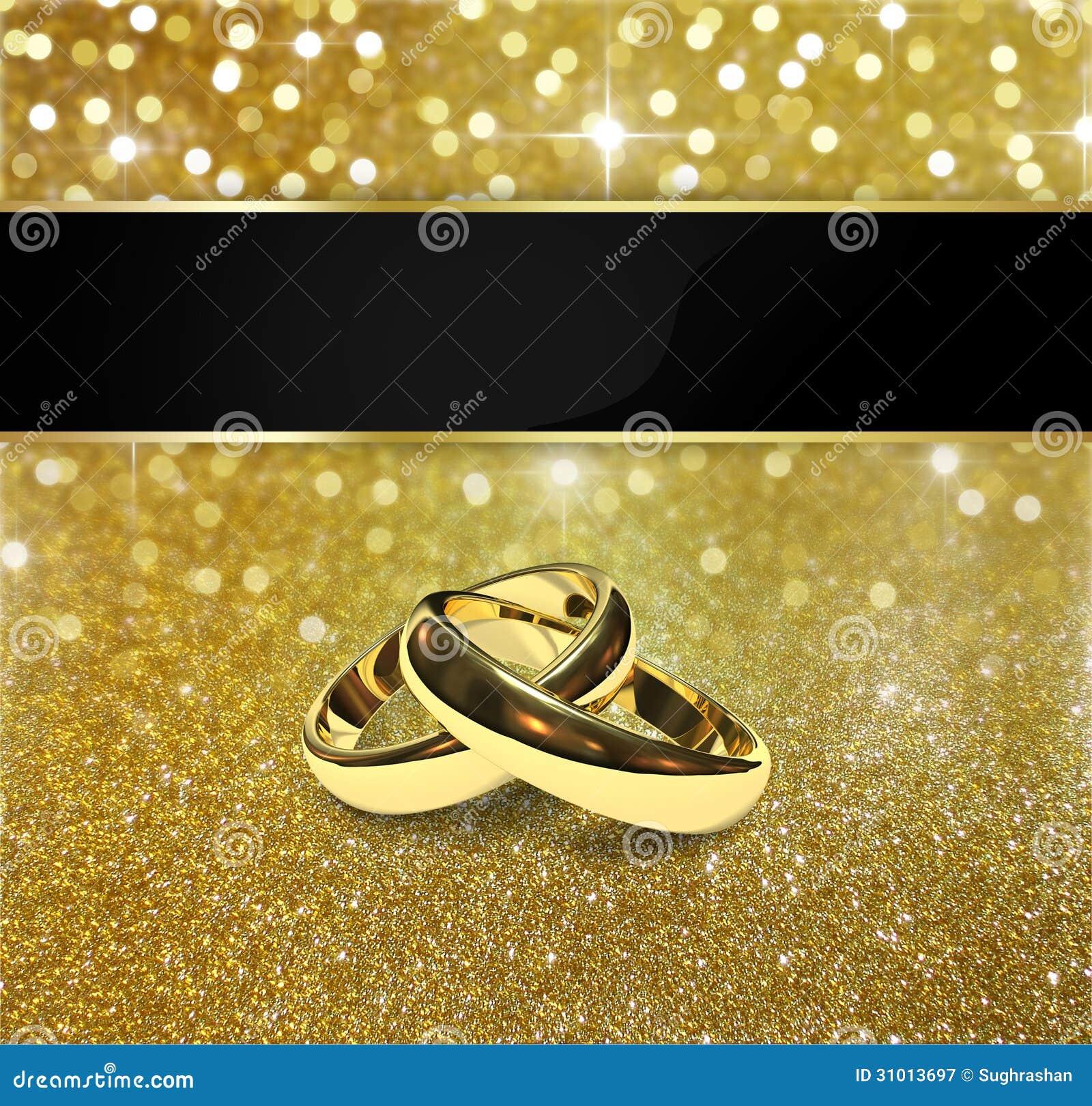 anillos de bodas elegantes del brillo