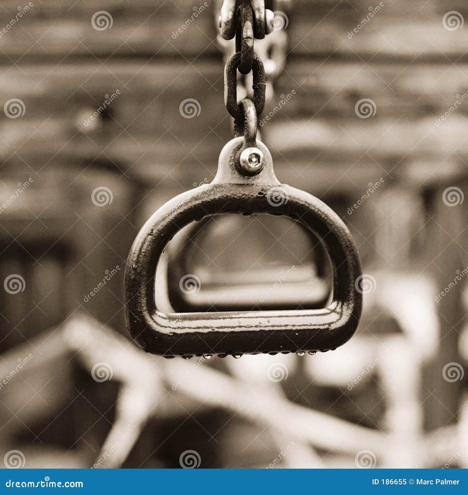 Anillos solos del Trapeze