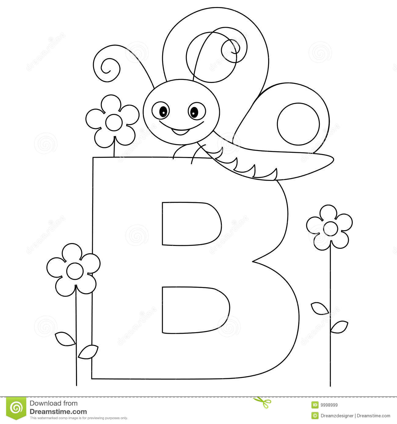 Cute Animal Alphabet Coloring Pages