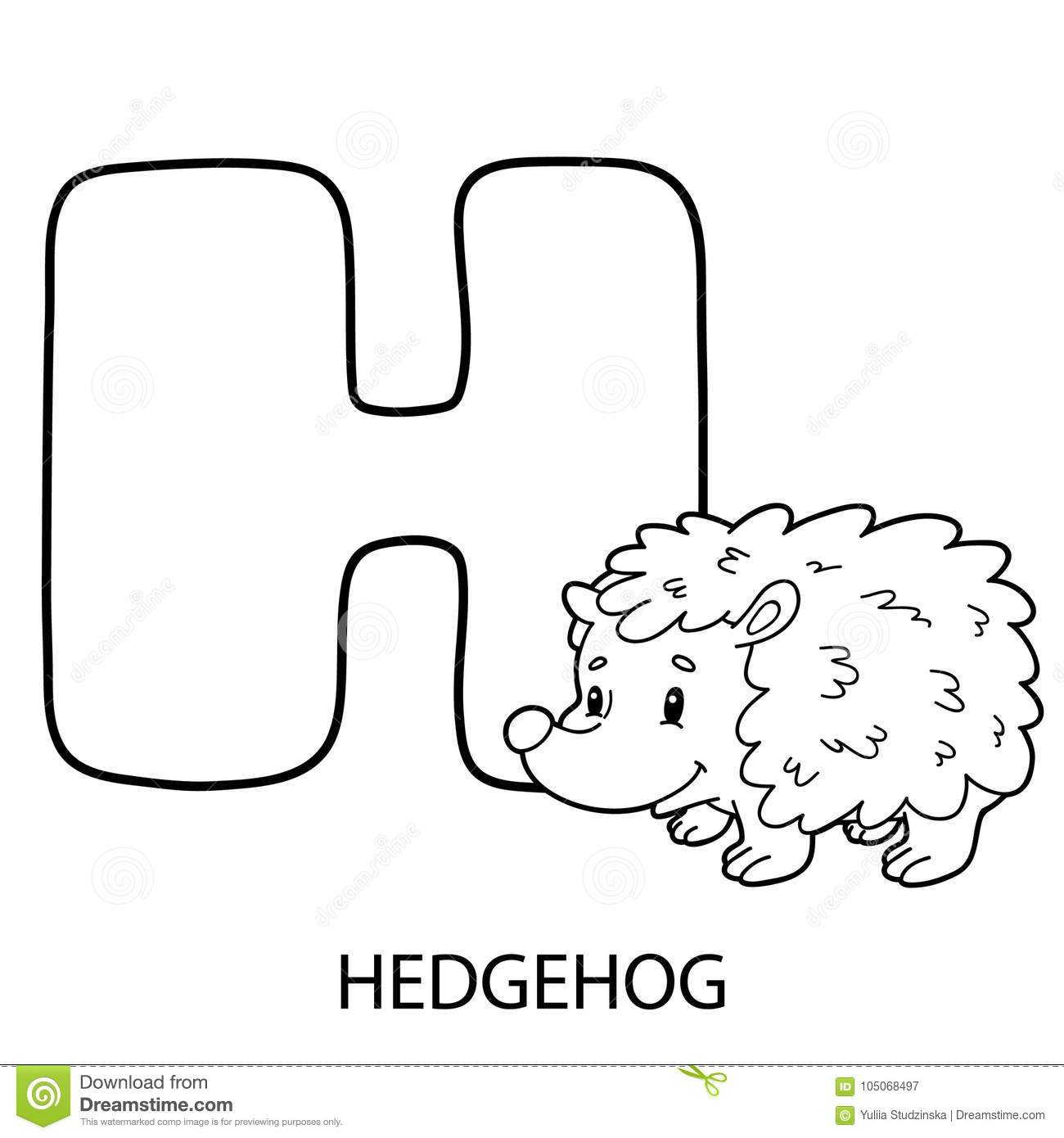 Coloring Pages | Hedgehog Coloring Pages | 1390x1300