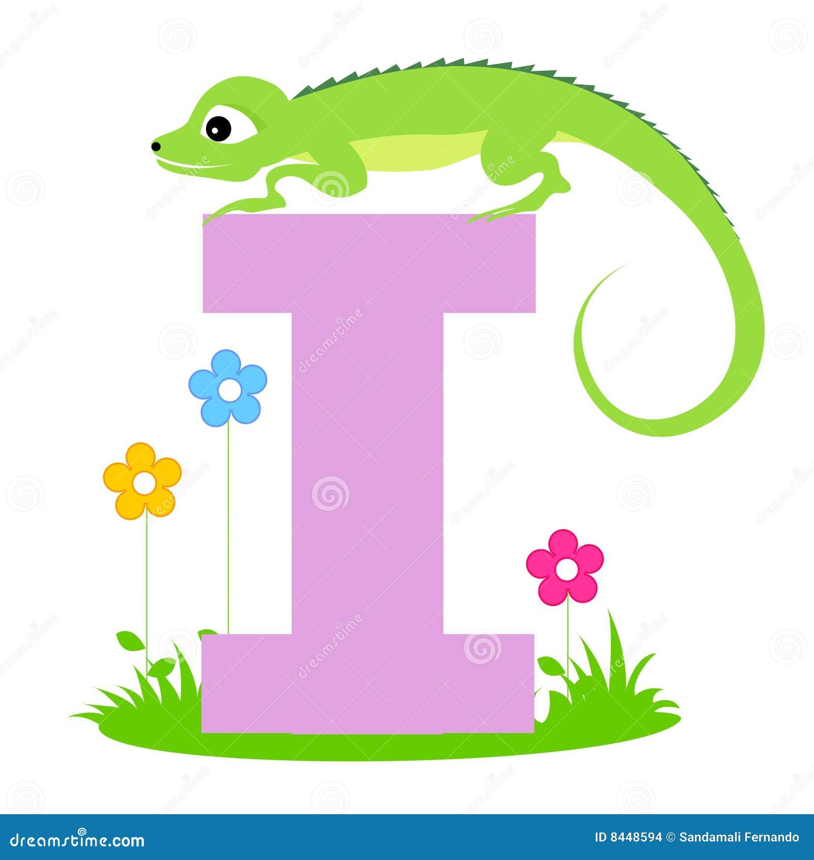 animal alphabet letter i stock vector illustration of alphabetical