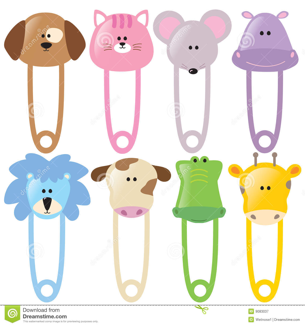 Sweet twins royalty free stock photo image 10320675 - Animal Baby Safety Pins Set 2 Isolated Royalty Free Stock Photography