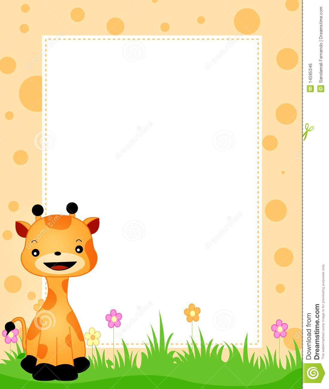 Zoo Animals Clipart Border Images & Pictures - Becuo