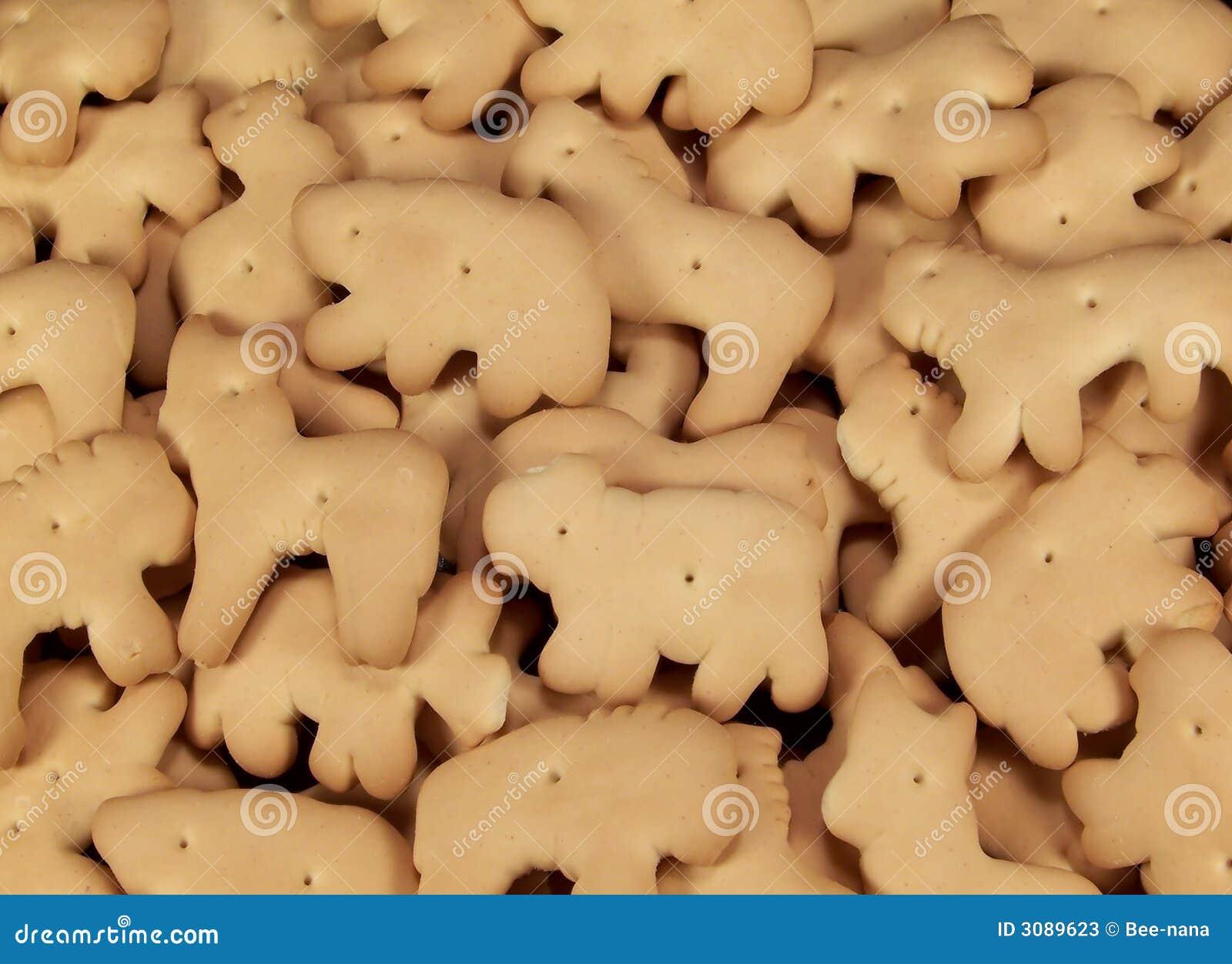 Animal Crackers Stock Photos - Image: 3089623