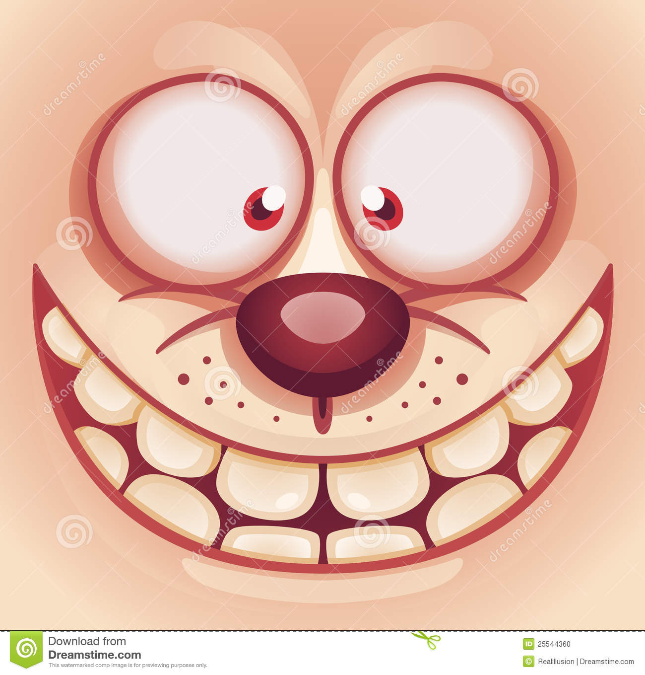 Animal Face Stock Photo - Image: 25544360 - photo#7