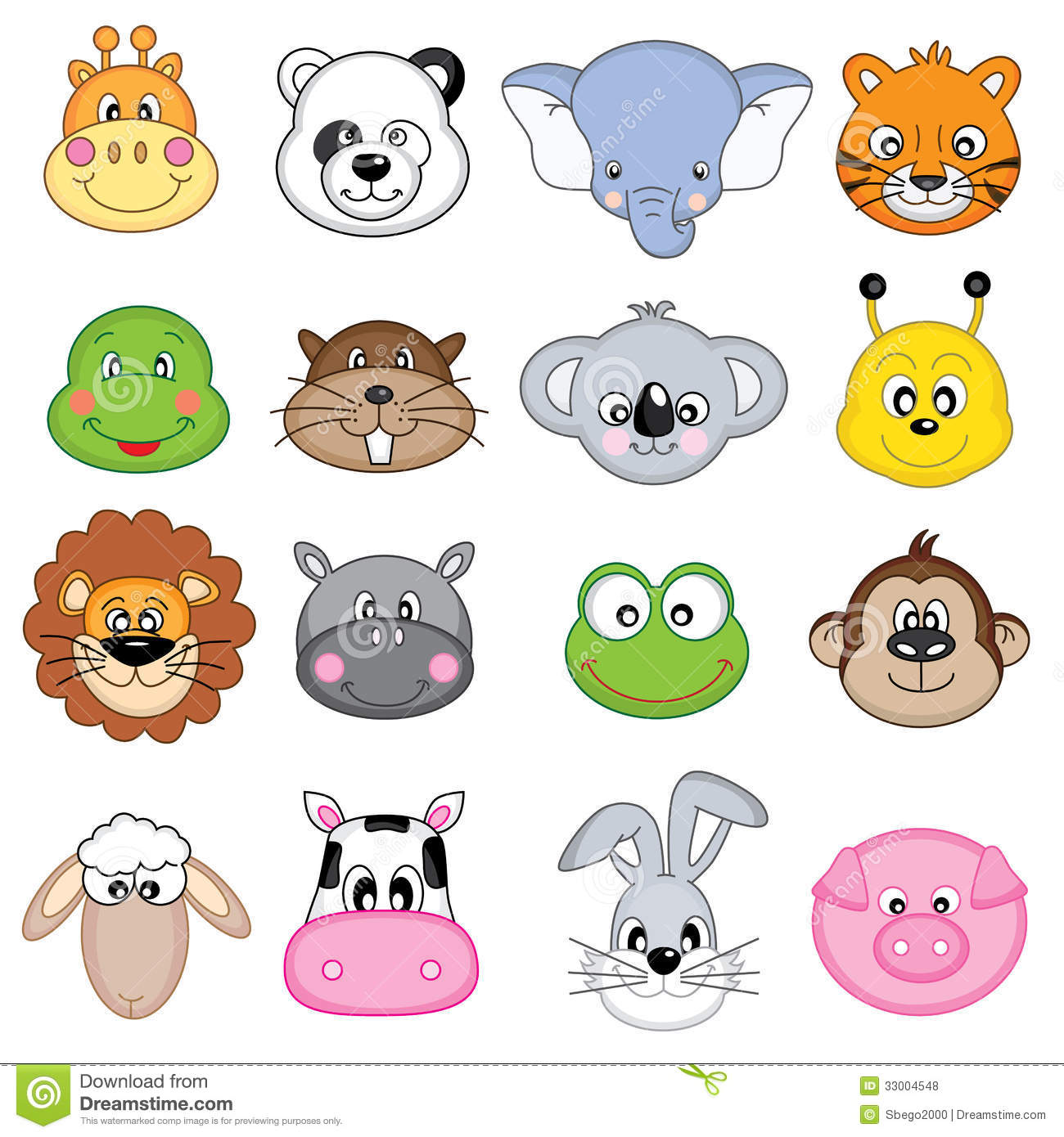 animals clipart pack - photo #47