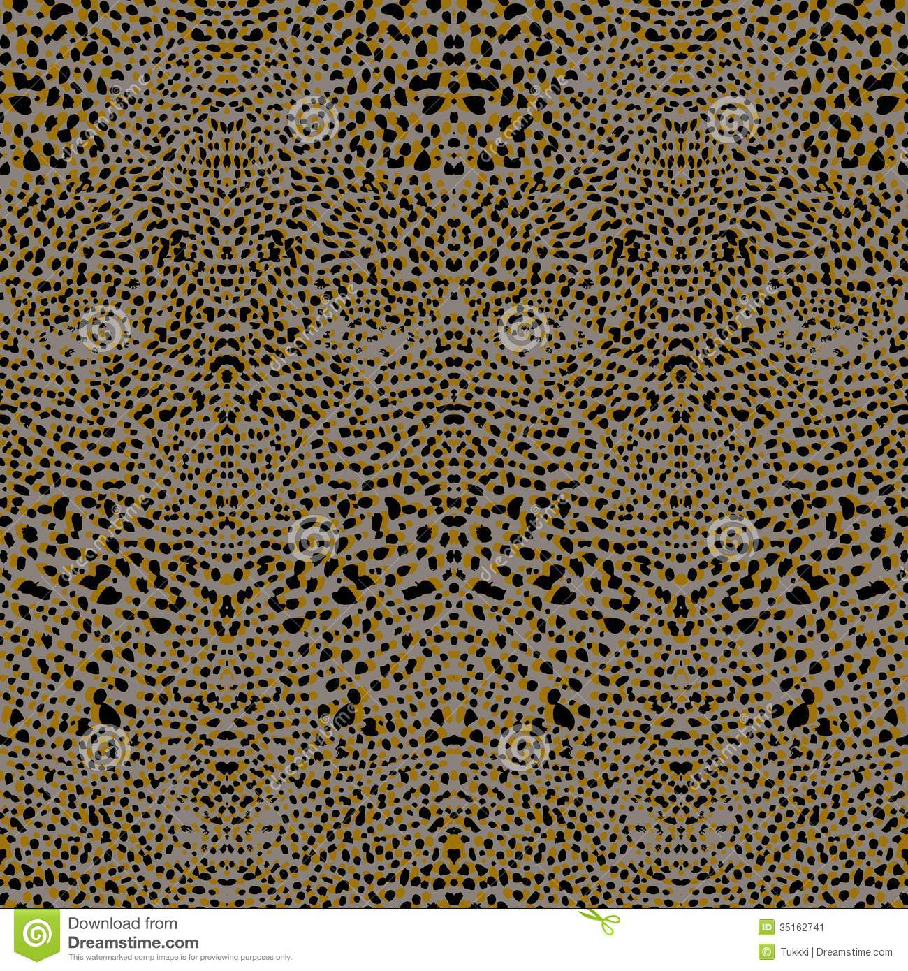 Animal pattern inspired by african animals skin stock for African skin decoration