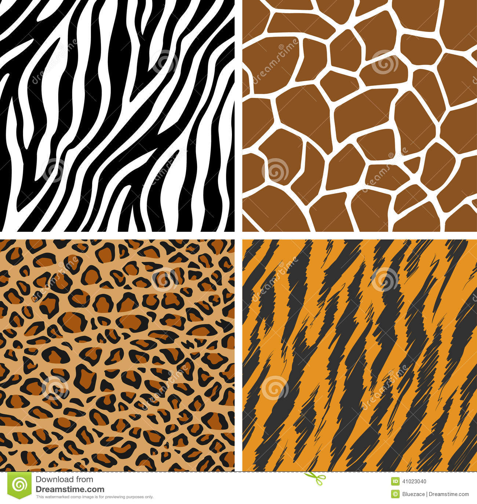 animal skin patterns giraffe - photo #18