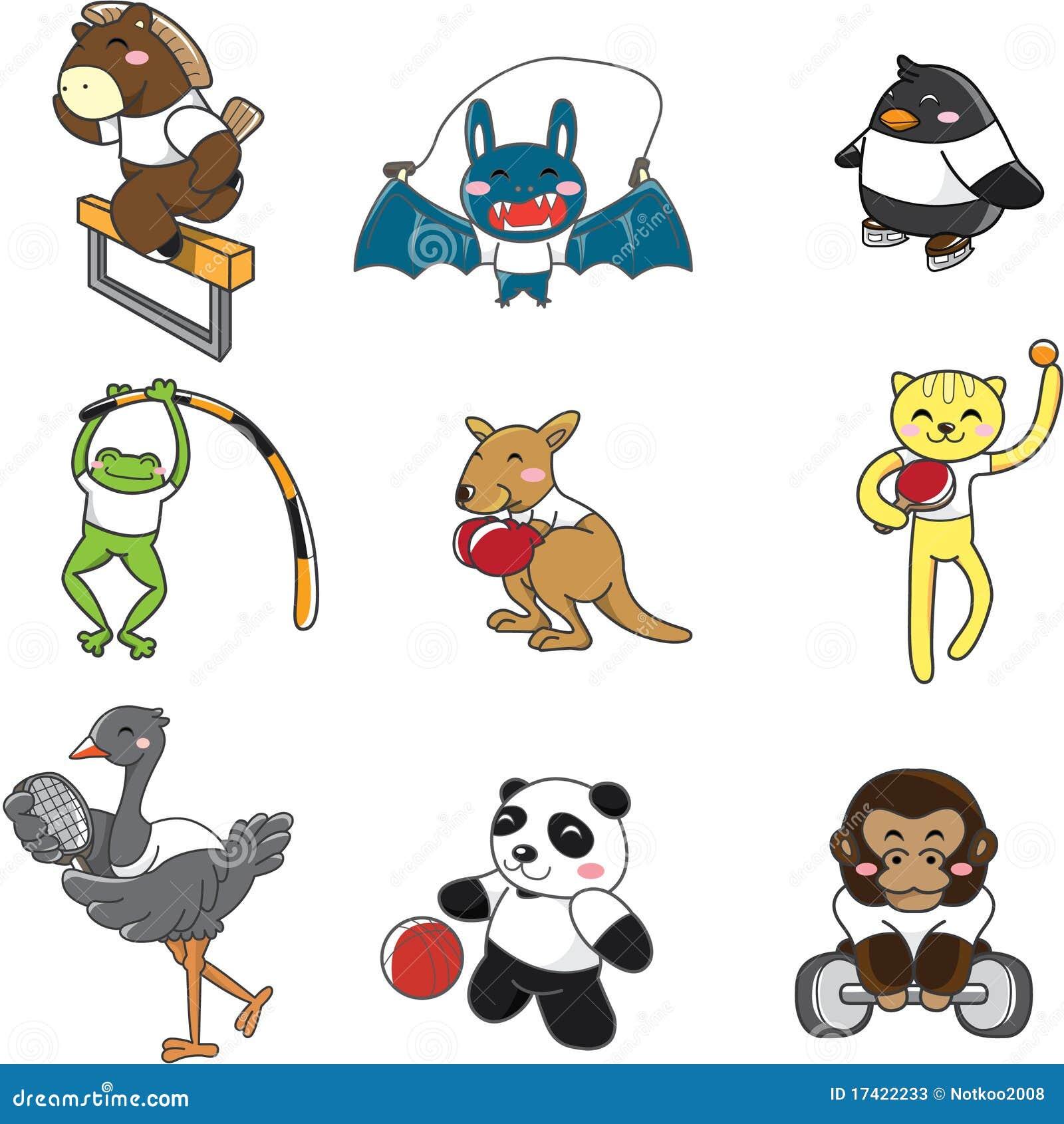 Animal Sports Stock Photos - Image: 17422233