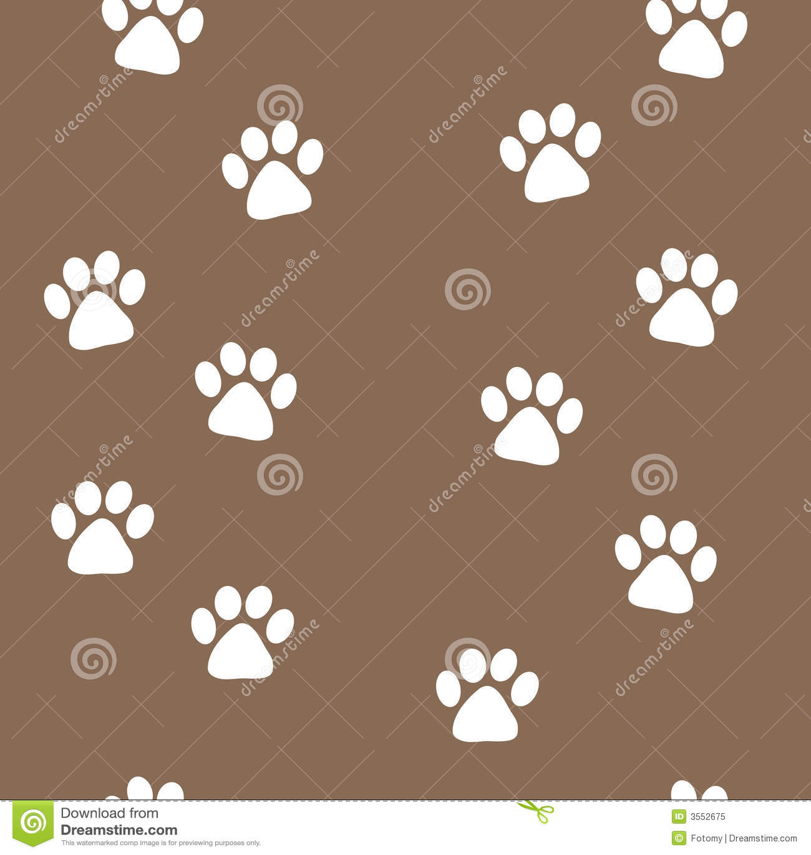 Animal foot prints patterns - photo#27