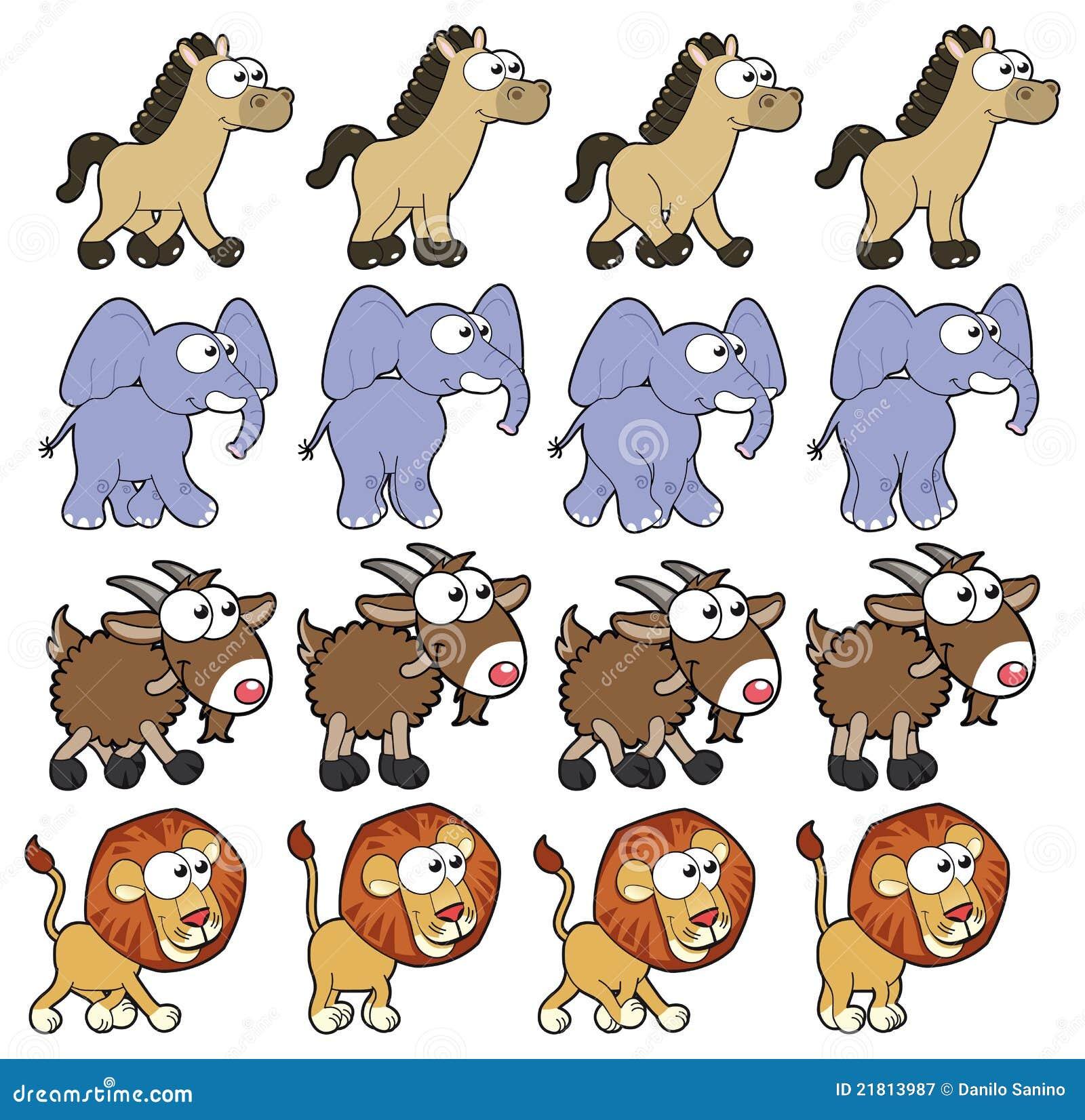 Как рисовать анимашки схемы