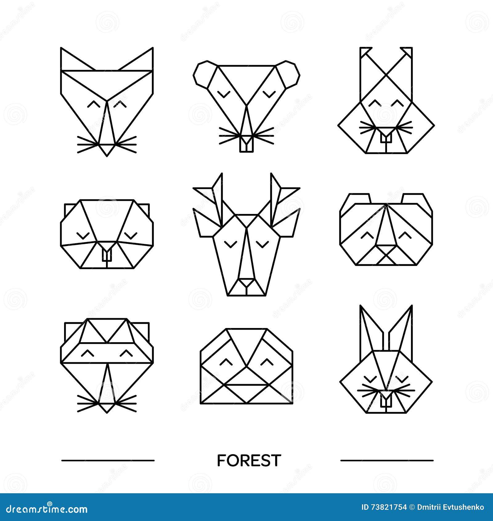Animals farm origami 9