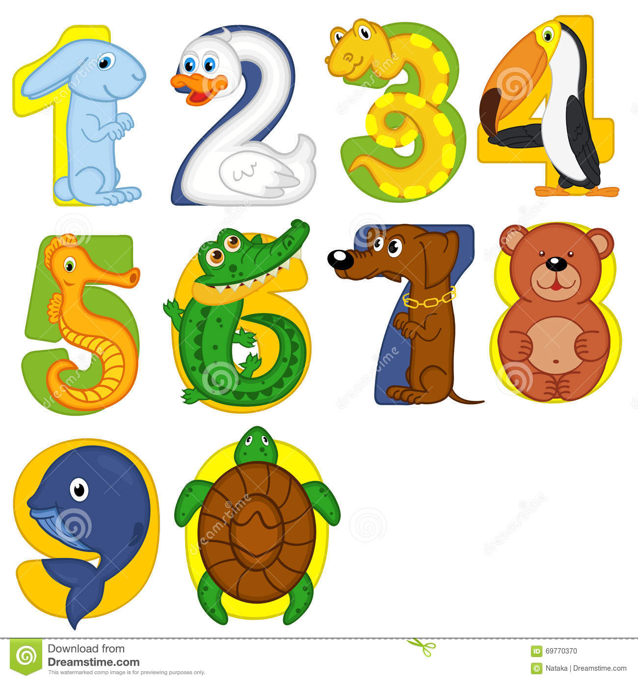 animals like numbers stock vector illustration of sea horse clipart outline seahorse clipart freeware black and white