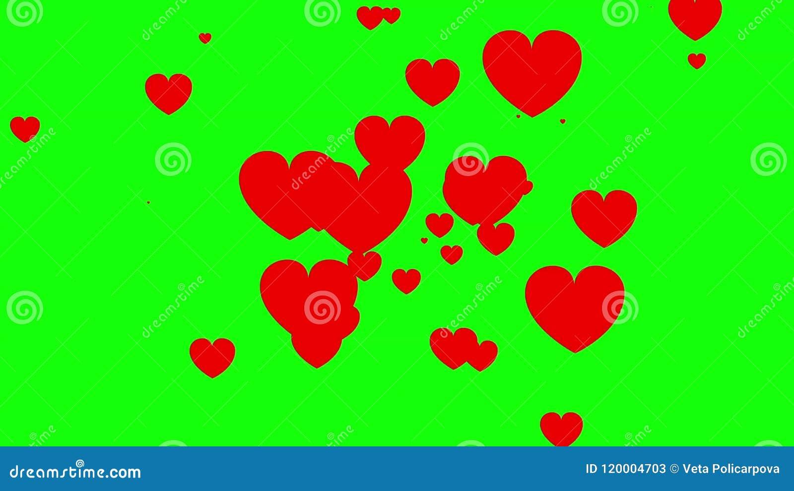 Animated 2d heart  Romantic, wedding