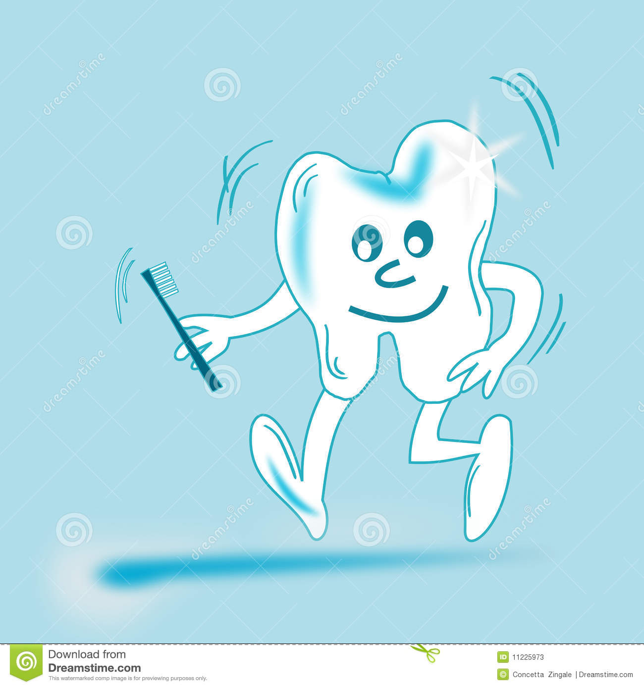 Image Gallery of Flossing Teeth Animation